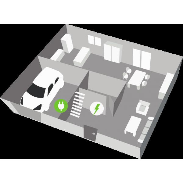 eco motion forfait medium pour la vente et l 39 installation d 39 une borne de recharge. Black Bedroom Furniture Sets. Home Design Ideas