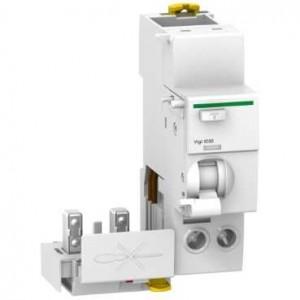 SCHNEIDER - A9Q31225 - Bloc différentiel Vigi Acti9 iC60 - 1P+N - 25 A - 30mA - Type A Si
