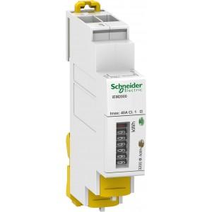 SCHNEIDER - A9MEM2010 - Compteur d'énergie - Monophasé - 40 A