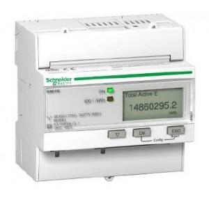 SCHNEIDER - A9MEM3100 - Compteur d'énergie iEM3100 - Mono/Triphasé - 63 A