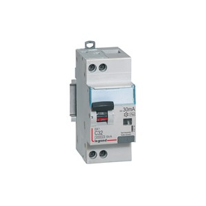 LEGRAND - LEG410754 - Disjoncteur dif. DX3 - 1P+N - 20 A - 30 mA - Courbe C - PdC 6 kA - Hpi