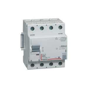 LEGRAND - LEG411846 - Interrupteur différentiel DX3- ID - 40 A - 30 mA - Type B