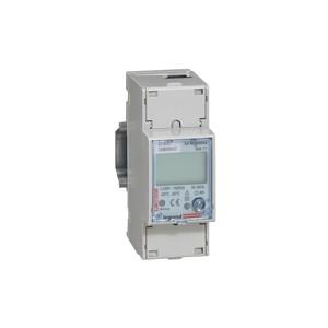 LEGRAND - LEG004677 - Compteur d'énergie EMDX3 monophasé - RS 485