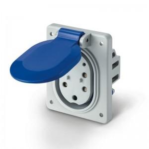 SOBEM - SCAME - 200.33263 - Socle de prise à encastrer Type 3C