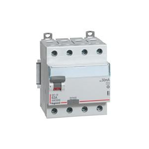 LEGRAND - LEG411847 - Interrupteur différentiel DX3- ID - 63 A - 30 mA - Type B