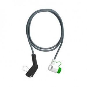 SCHNEIDER - EVP1CNS32131 - Câble de recharge pour bornes T3/T1 - Mode 3 - 7kW