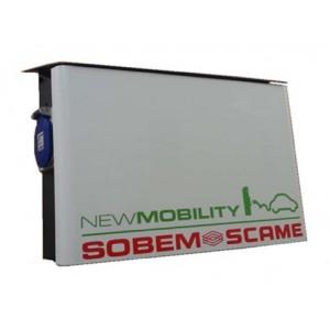 SOBEM-SCAME - Wallbox WBM 2-3C - 3.7 kW à 22 kW