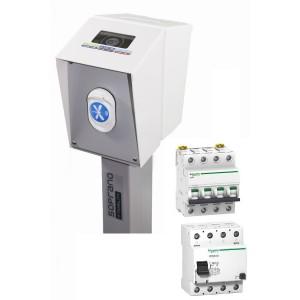 Pack Borne G2MOBILITY - MEZZO - 22kW + Protections électriques 22 kW