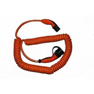 LAPP - LAPP7T2T25 - Câble de recharge pour bornes T2/T2 - Mode 3 - 7 kW