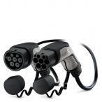 ITT - ITT22T2T2 - Câble de recharge pour bornes T2/T2 - Mode 3 - 22 kW