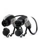 PHOENIX-CONTACT - PHO7T2T15 - Câble de recharge pour bornes T2/T1 - Mode 3 - 7 kW - 5m