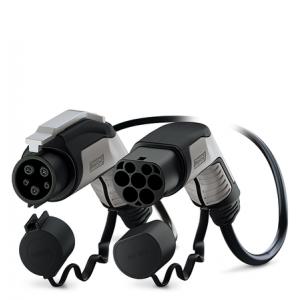 PHOENIX-CONTACT - PHO7T2T110- Câble de recharge pour bornes T2/T1 - Mode 3 - 7 kW - 10m