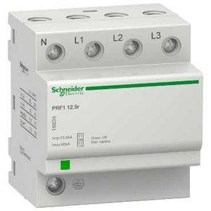 SCHNEIDER - A9L16634 - Parafoudre Acti 9 iPRF1 12.5r - 3P + N