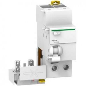 SCHNEIDER - A9Q31240 - Bloc différentiel Vigi Acti9 iC60 - 1P+N - 40 A - 30mA - Type A Si