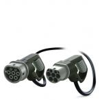 PHOENIX-CONTACT - PHO22T2T212- Câble de recharge pour bornes T2/T2 - Mode 3 - 22 kW - 12m